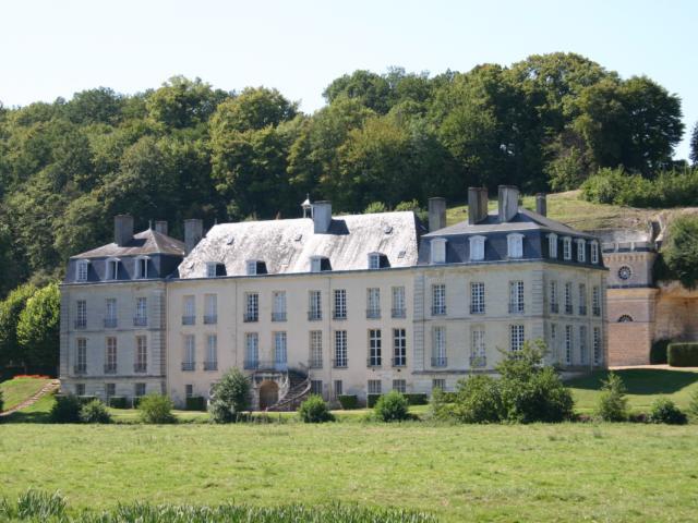Château De Rochambeau [vendôme Tourisme]