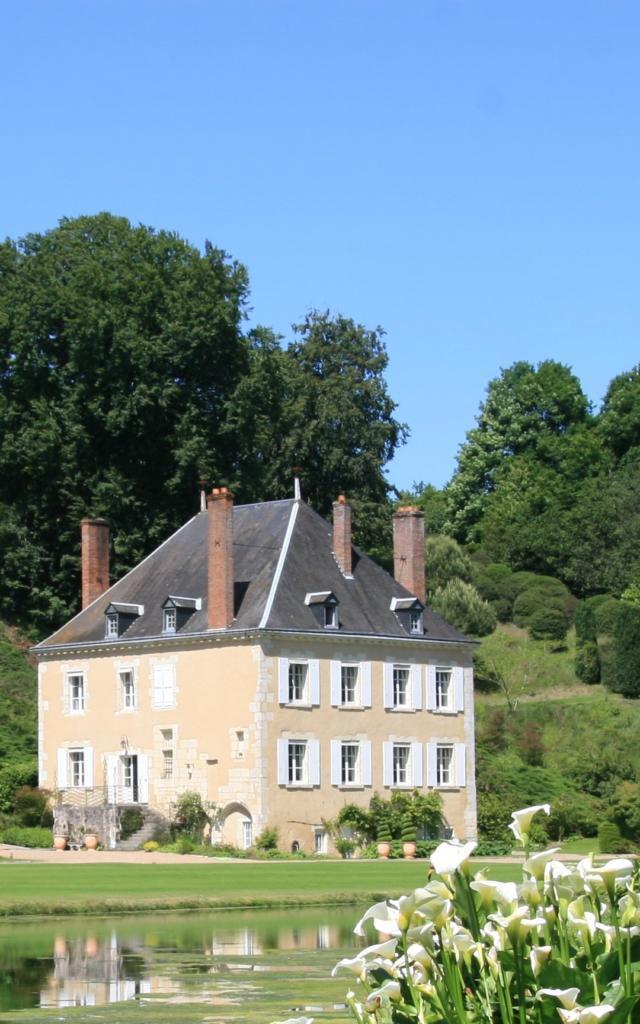 Jardin Du Plessis Asnières