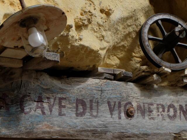 La Cave Du Vigneron à Trôo