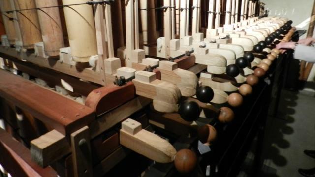 Zoom sur l'orgue à angklung de Musikenfête