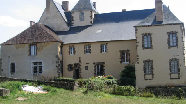 Château des Radrets à Sargé sur Braye