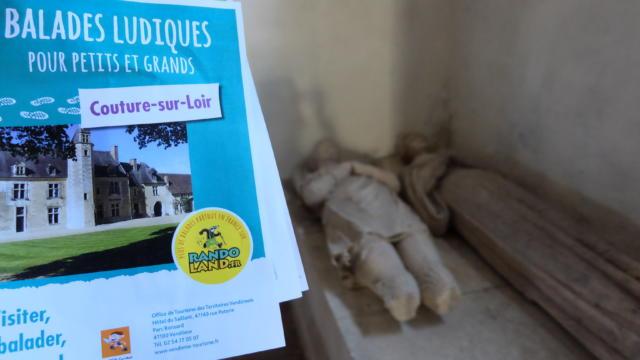 Circuit ludique Randoland à Couture Sur Loir [vendôme Tourisme] (2)