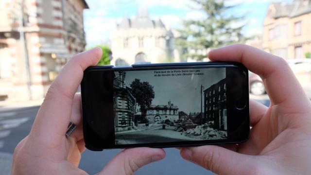 Parcours De Mémoire 39-45 à Vendôme