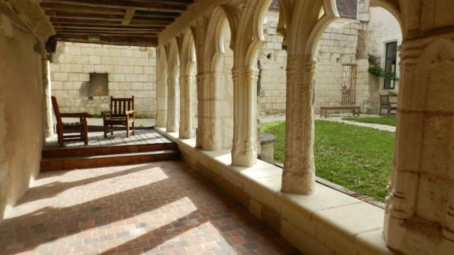 Couvent des Augustins à Montoire-sur-le Loir