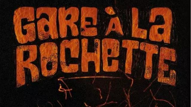 Affiche de Gare à la Rochette / Thoré-la-Rochette