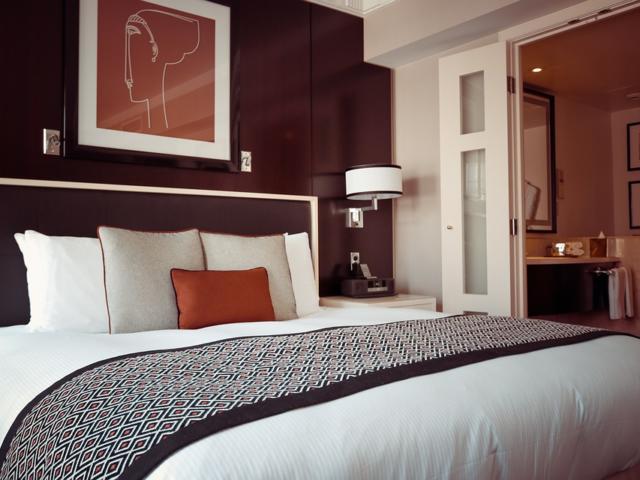 Chambre d'hôtel en Vendômois