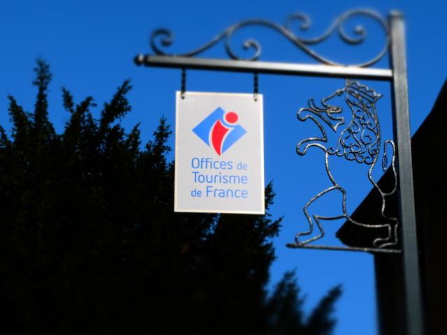 Panneau Signalisation Extérieure Office de Tourisme