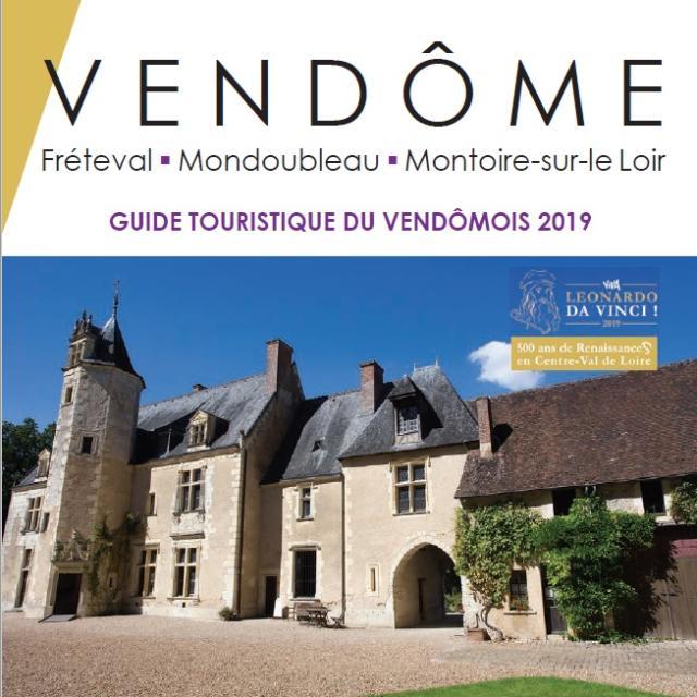 Guide Touristique du Vendômois