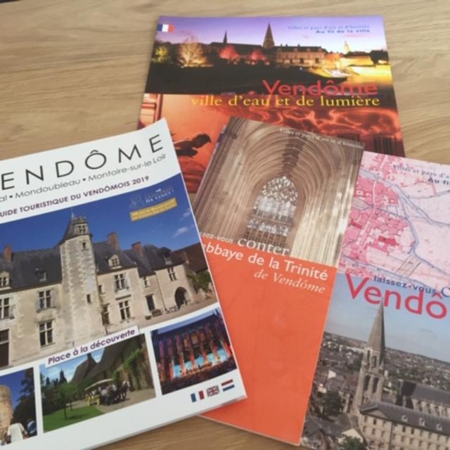 Brochures du Vendômois