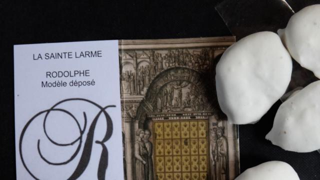 Sainte Larme pâtisserie de Rodolphe à Vendôme