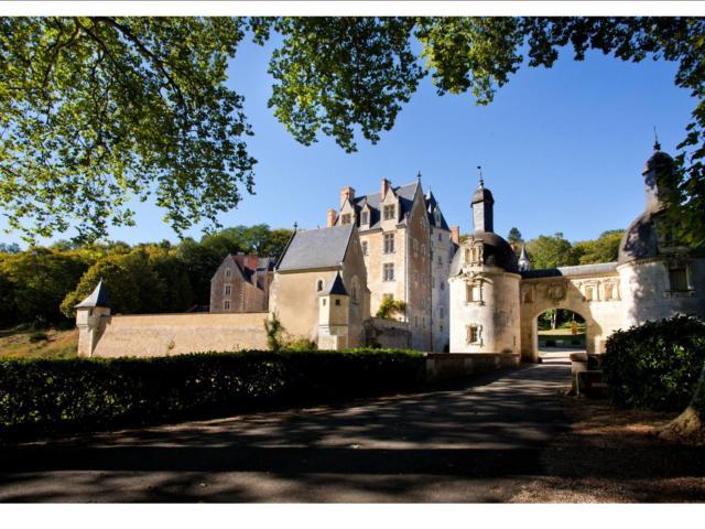 Château de Courtanvaux