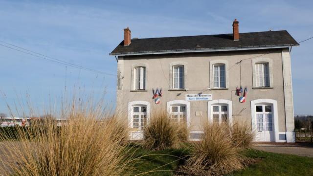 Gare Historique Montoire-sur-le Loir
