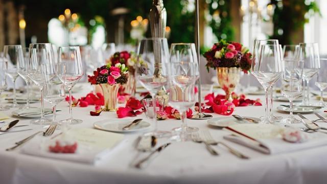 Présentation d'une table de réception en Vendômois