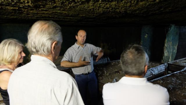 Cave Champignonnière Villavard [ot Pays De Vendôme] (2)